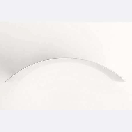Desk top curve from above